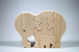 Resultado de imagem para wooden elephant