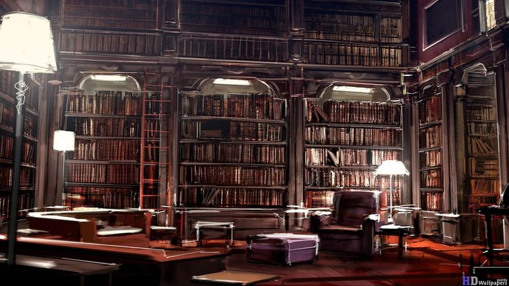 library bookshelves - Google Search