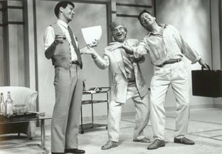 POWER PLAY. Hal Eisen, Peter Boretski, Albert Millaire