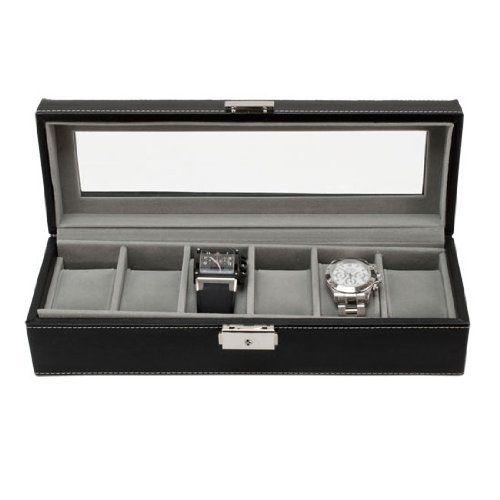 Large 6 Grid Watch Jewelry Watch Disp…