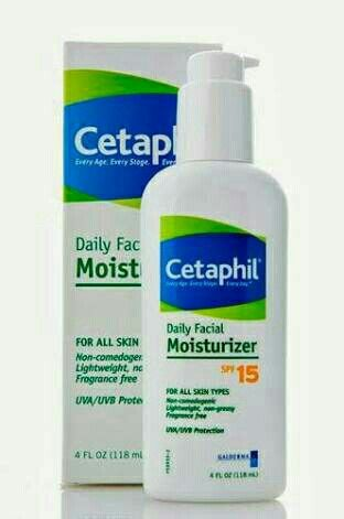 Cetaphil Daily Facial Moisturiser 118ml SPF 15