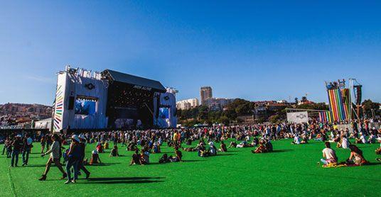 NOS Alive Festival 🌅🎸🎉 6 • 7 • 8 July - Portugal