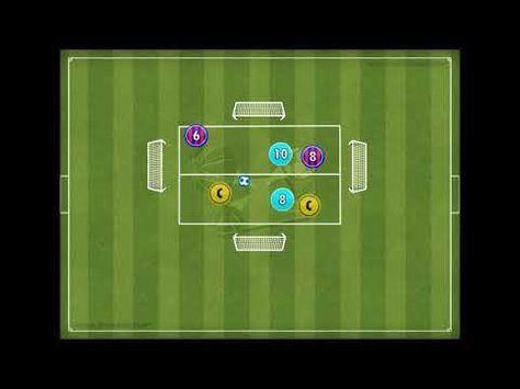 4 vs 2 rondo Variation as seen at La Masia - YouTube