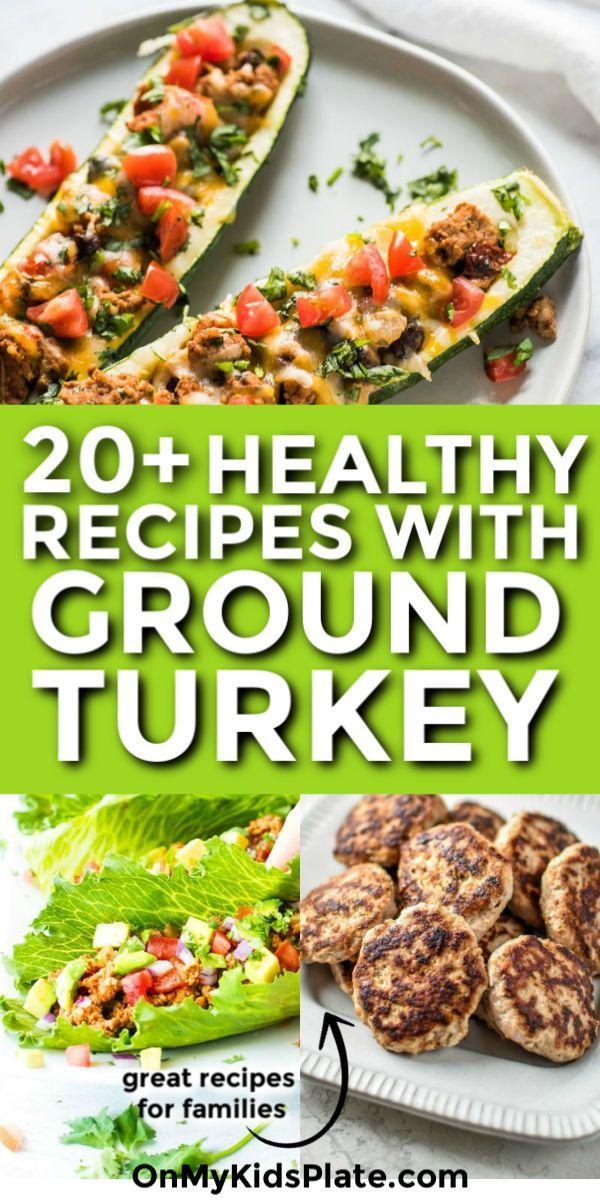 Health dinner ground turkey