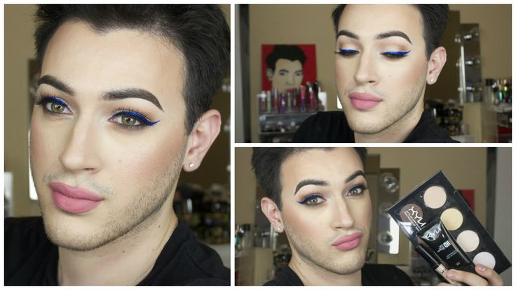 One Brand Tutorial: NYX Cosmetics + First Impressions!   MannyMua