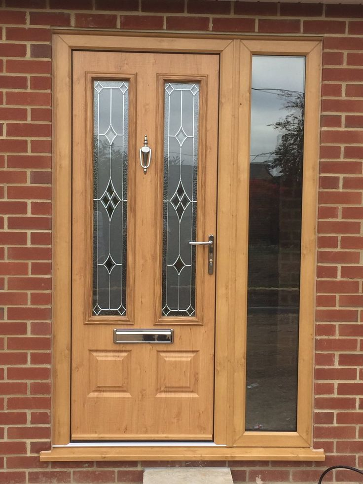 Good Take This Stunning Scafell Design In Irish Oak That Compliments This Home  Perfectly. Design Your Dream Endurance Door Here; ...