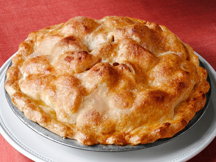 Get this all-star, easy-to-follow Deep-Dish Apple Pie recipe from Ina Garten