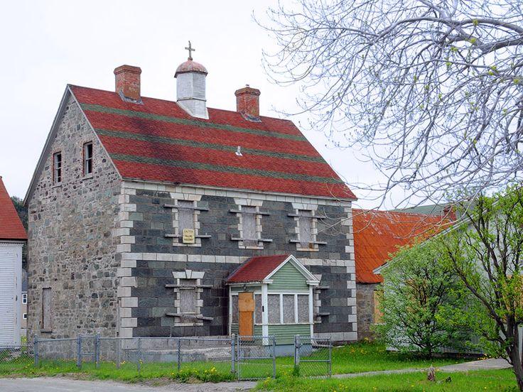 Old school, Newfoundland