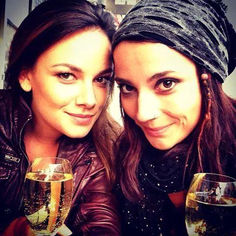Jasmin and Anni