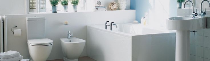 Change your bathroom look with the latest white bathroom design