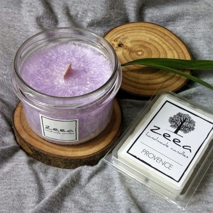PROVENCE naturalna świeca zapachowa... zeea loff...