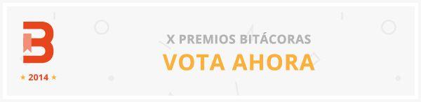 Autobombo -> X Premios BitácorasPost  ¡¡Mil gracias a todos por confiar en Consejos de Farmacia, por apoyarme y por votar en estos premios!! ^_^  {Puedes votar aquí: http://bitacoras.com/premios14/votar/689d4c20fc691be2bf48e258b348bec927d69fc2 }