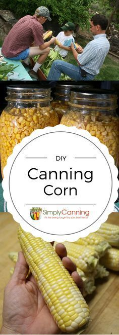 Canning corn, Use a pressure canner for safety. http://grillsidea.com/how-to-use-a-gas-grill-for-the-first-time/