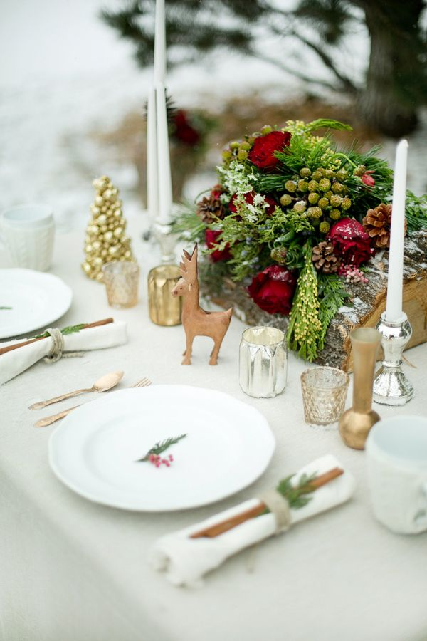 Blog - Winter Romance Wedding Ideas