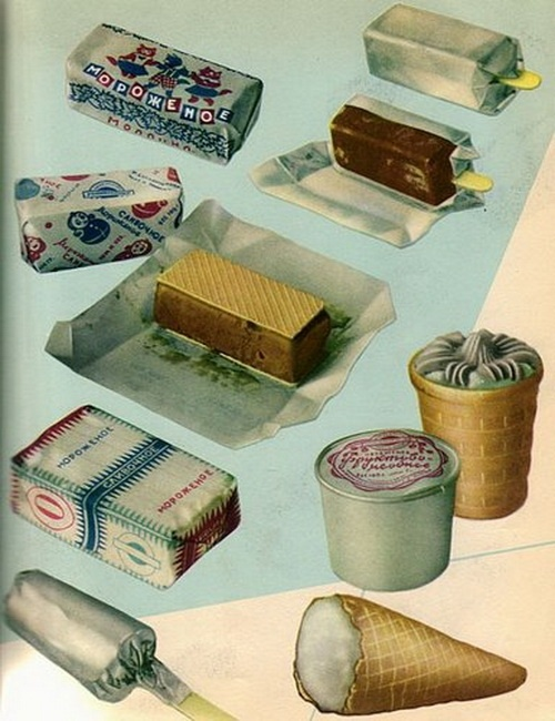 Vintage World Of Soviet Groceries 2
