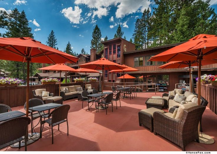 Tahoe City Restaurants On The Lake Christy Hill Lakeside Bistro