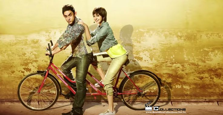Check out Aamir Khan & Anushka Sharma different looks from the 4th Motion Posters of PK_5