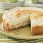 Peanut Butter Cheesecake Recipe | Taste of Home