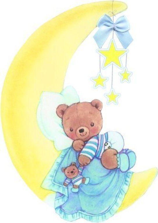 943 best stempels images on pinterest digi stamps kid - Dibujos de lunas infantiles ...