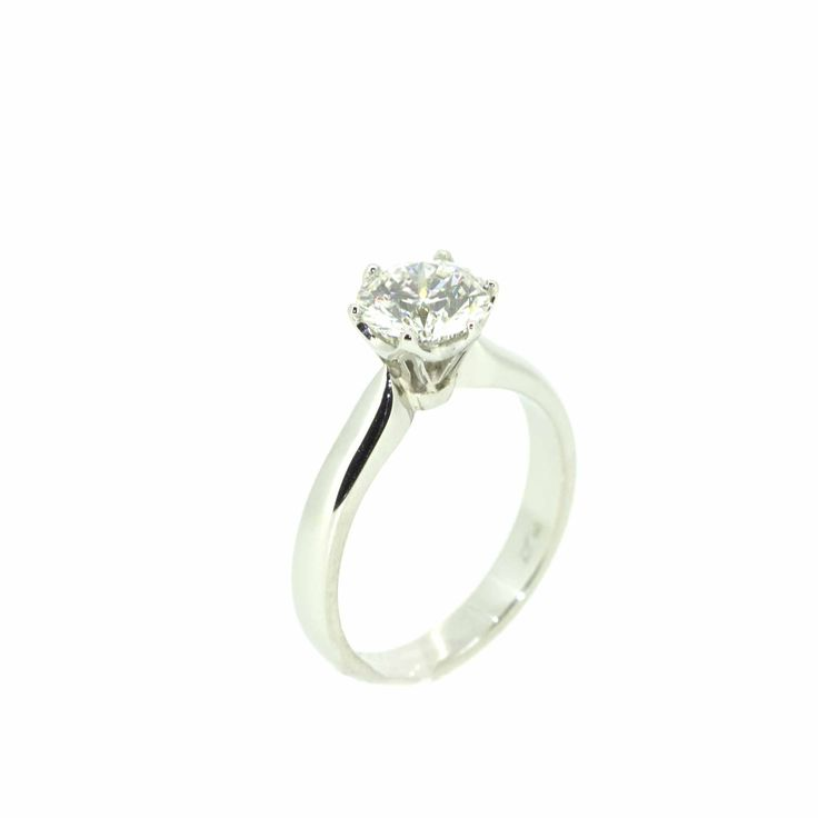 Stunning solitaire, hand made onsite at Clayfield Jewllery in Nundah Village, North brisbane
