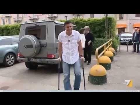 Javier Zanetti e le TOMPOMA www.tompoma.com