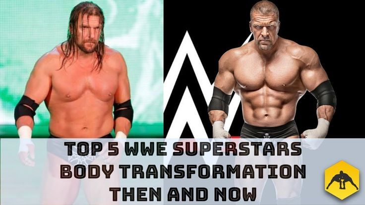 Amazing Body Transformation...WWE Superstars really works hard...: What a great body transformation og Big Show in this age? And Triple H…