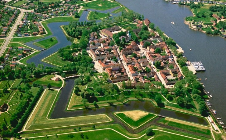 Gamlebyen Fortress fredrikstad Finland