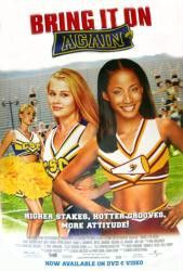 Bring It On Again 2004 Movie Poster 27x40 Used