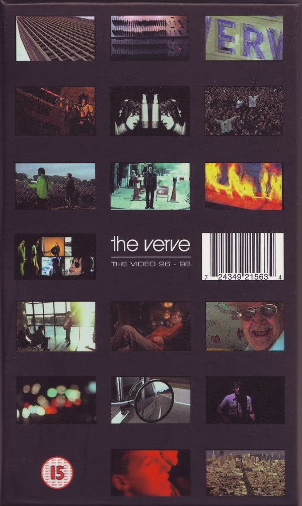 The Verve - The Video 96 - 98 at Discogs