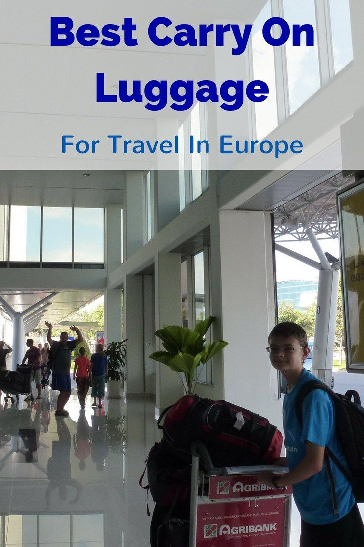 The Best Carry On Luggage For Travel In Europe. We also share with you the airline hand baggage and carry on luggage allowance. Read more on AlmunecarInfo.com