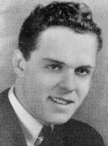 Private John W. Ozbourn, US Marine Corps Medal of Honor recipient Battle of Tinian, Mariana Islands, World War II July 30, 1944. Namesake of USS Ozbourn (DD-846).