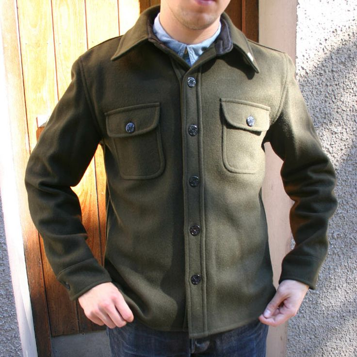 Gerald stewart by fidelity cpo jacket men 39 s fashion for Fidelity cpo shirt jacket