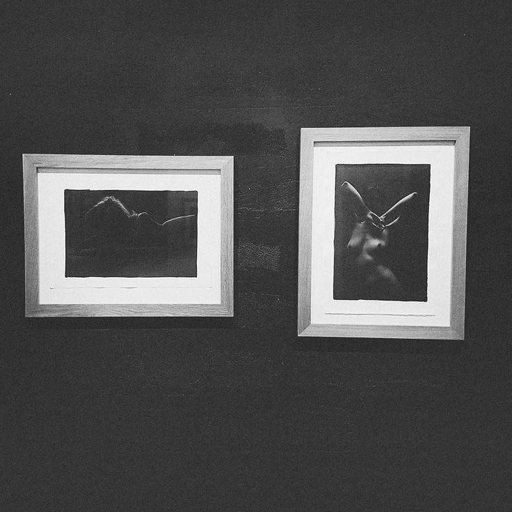 """Wacław Wantuch """"Platinum"""" @ Leica Gallery  #wantuch #leica #leicagallery #igerswarsaw #vzcowarsaw #sztuka #fotografia #akt #platinun #akty #nude"""