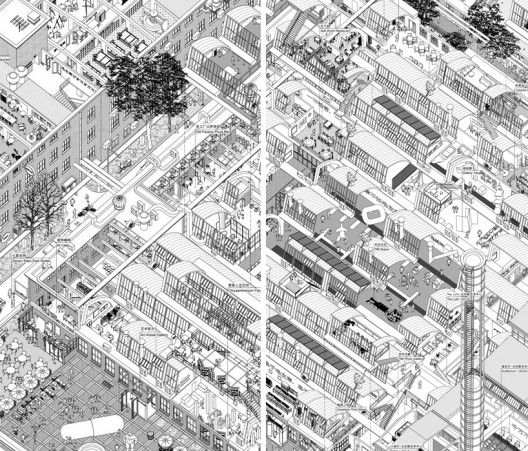 Urbanized Landscape Series (11)