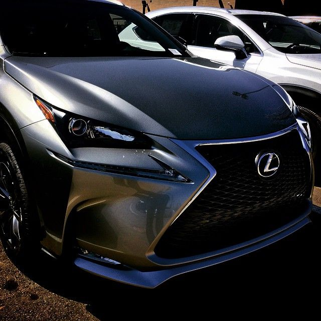 Atomic Silver NX FSPORT. #LexusNX #lexusnation #lexus #lexuslife #lexuslove  #