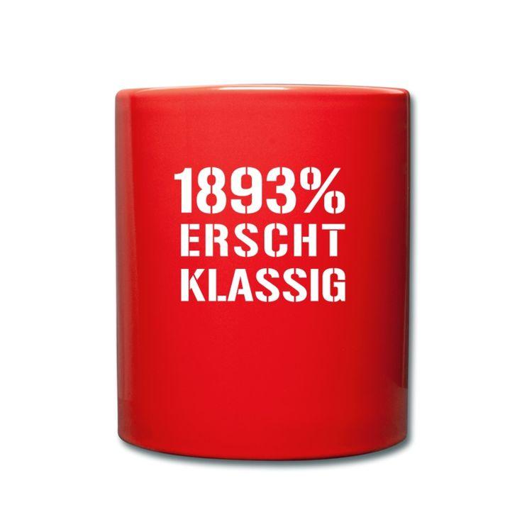 Tässle für alle Fans vom VfB. Perfektes Geschenk - für sich selbst und die besten Freunde. Unser Verein ist erstklassig - oder erschtklassig, wie dr Schwob sagt. 1. Bundesliga - das ist unser Platz!