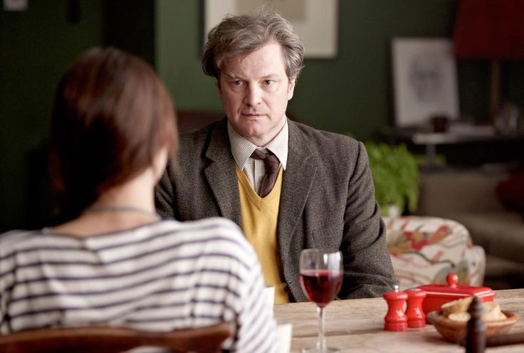 STARS IN SHORTS,  Keira Knightley, Colin Firth in 'Steve', 2012 | Essential Film Stars, Colin Firth http://gay-themed-films.com/film-stars-colin-firth/