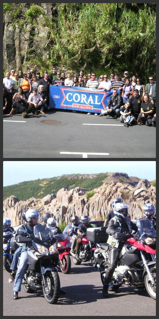 Encontro Internacional de Motociclistas #Motociclismo #CervejaCORAL