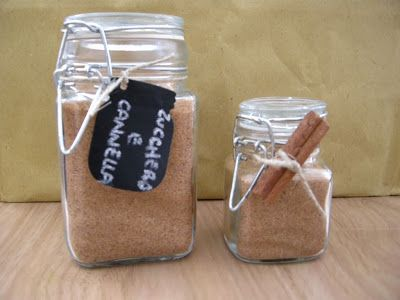 1 post creativo al giorno: #322/365 Zucchero alla cannella
