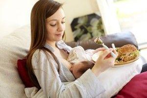 Diet pasca melahirkan