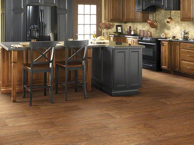 If You Have Pets And Kids A Ceramic Wood Look Tile Might Be A Better Choice Than An Actual