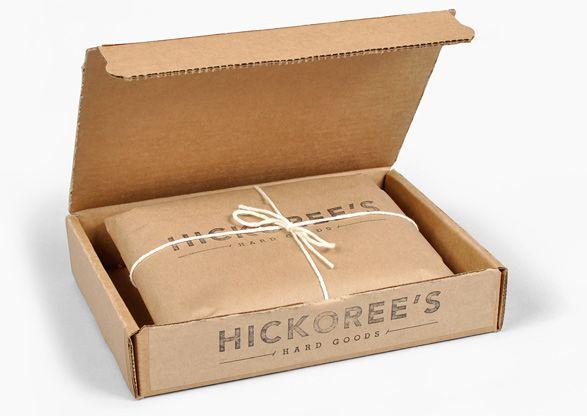 hickoree's hard goods.