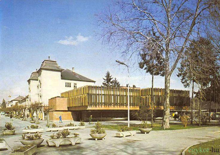 Rózsakert étterem, eszpresszó, bár, Erzsébet királyné u. 8, 1979