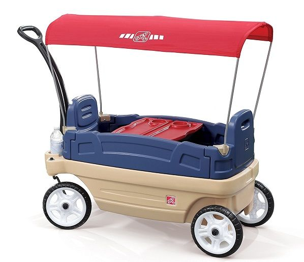 Best Wagons For Kids 2020 (With images) | Kids wagon, Toy wagon, Ride on toys