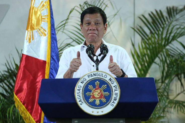 Trump Calls Philippines President Rodrigo Duterte, Supports His Murderous Drug War and Invites Him to White House