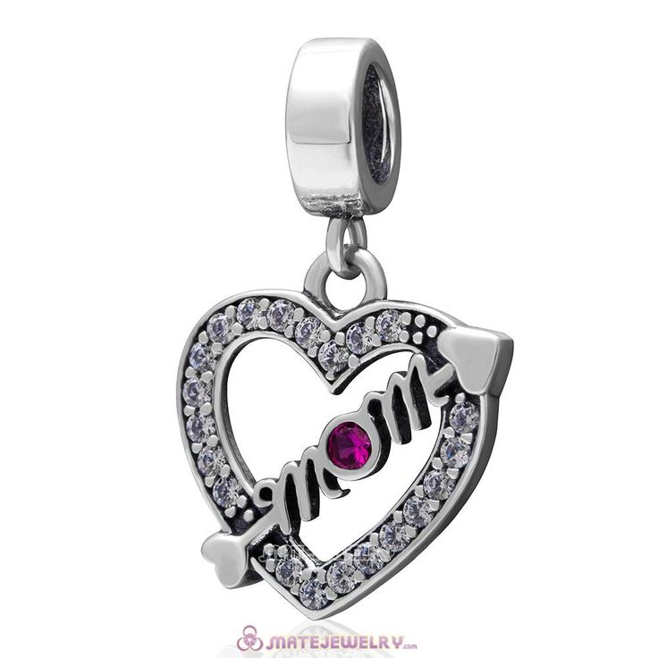 Moon Star Pendant 925 Sterling Silver Charms Miss You Dangle for Bracelets Necklaces Mother's Day Gifts Jewellery sZdVqF