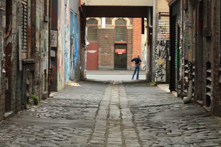 Lane way by Jenny Campbell on 500px