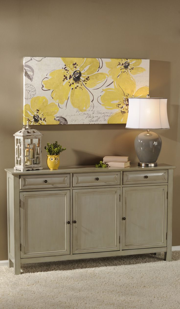 Lemon + Gray #kirklands #vintagechic Part 49
