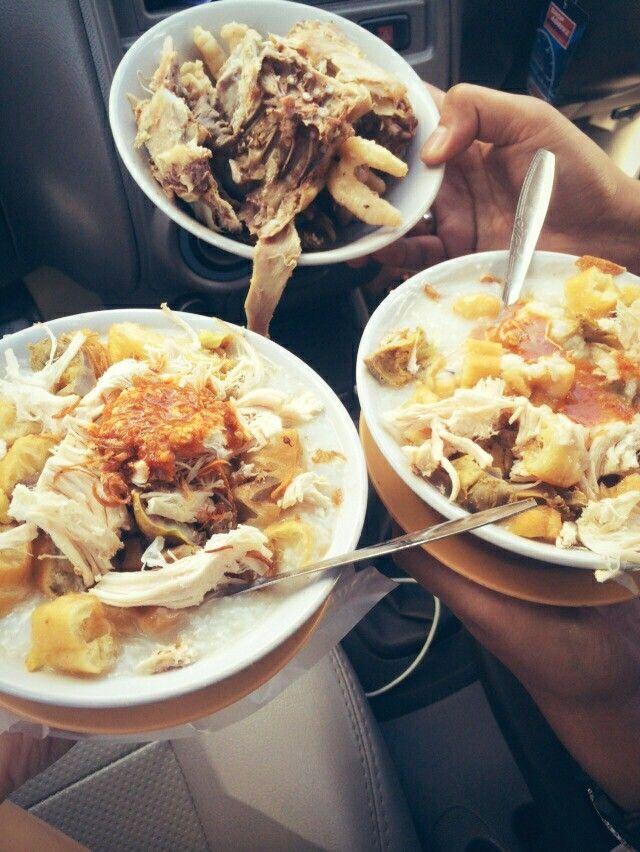 Indonesian Chicken Porrige