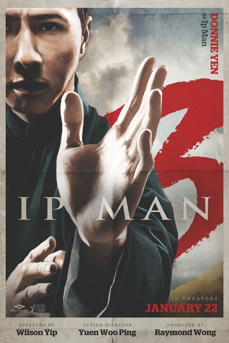 M.A.A.C. – Final Trailer For IP MAN 3 Starring DONNIE YEN. UPDATE: U.S. Character Posters